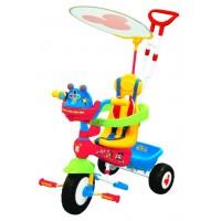 Детский велосипед Kiddieland Микки Маус 047464, 043646