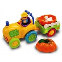Kiddieland Трактор с тыквой Kid 041319