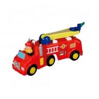 Kiddieland Пожарная машина с лестницей с мотором Kid 044602