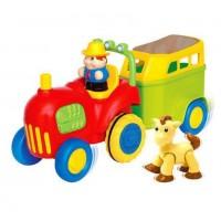Kiddieland Трактор с лошадкой Арт. 038224