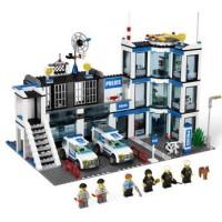 LEGO City Полицейский участок 7498