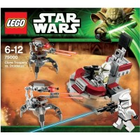 LEGO Star Wars Штурмовики-клоны против Дроидеков (75000)
