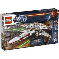 LEGO Star Wars Истребитель X-Wing 9493
