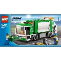 LEGO City Мусоровоз 4432