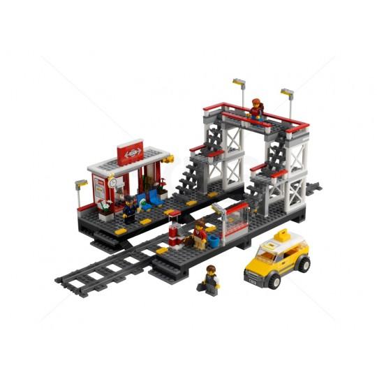 LEGO City Железнодорожный вокзал 7937