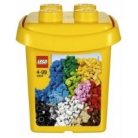 LEGO Bricks & More Ведерко для творчества (10662)