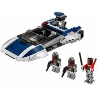 LEGO Star Wars Мандалорианский спидер (75022)